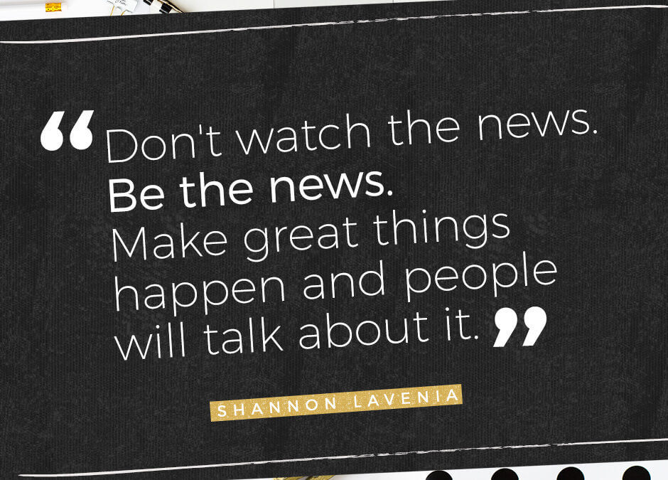 Be The News