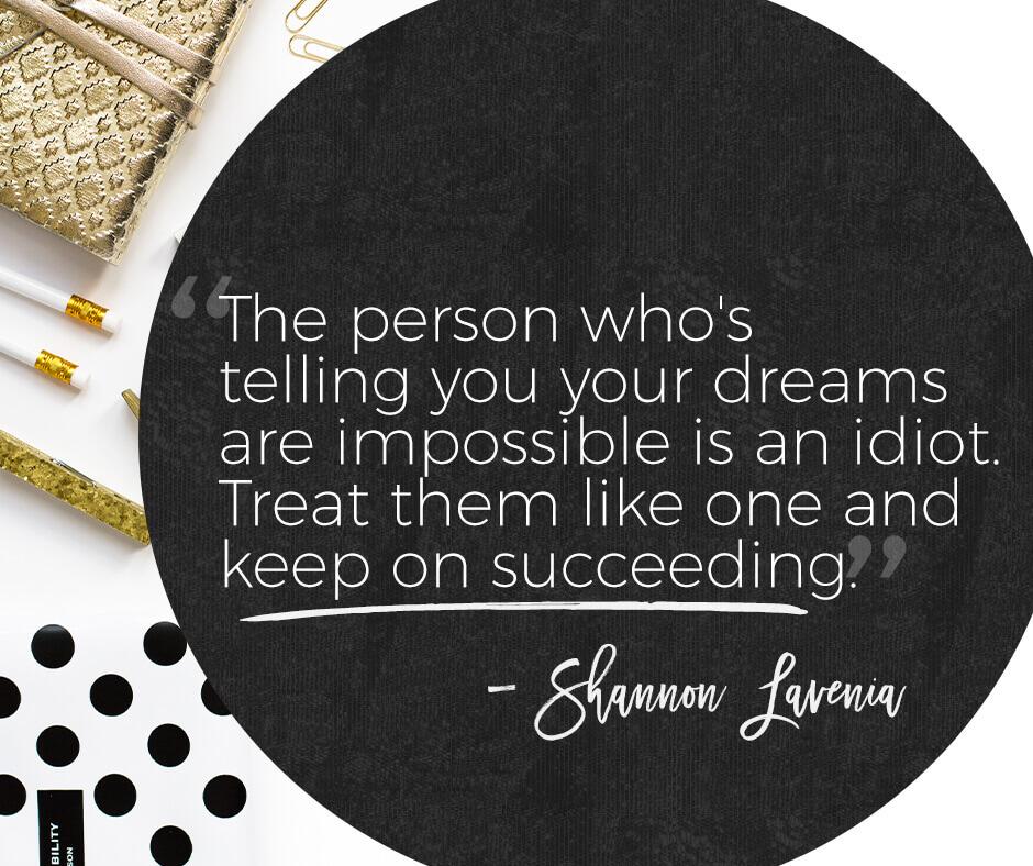 Keep On Succeeding